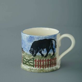 Mug Small Bull and Gate