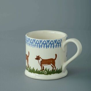 Mug Small Dog Sheepdog