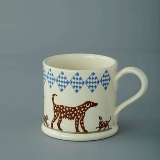 Mug Small Dog spotty