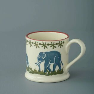 Mug Small Elephant Family