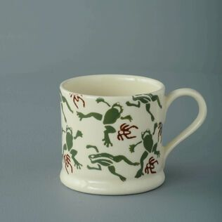 Mug Small Frog Insect & Newt