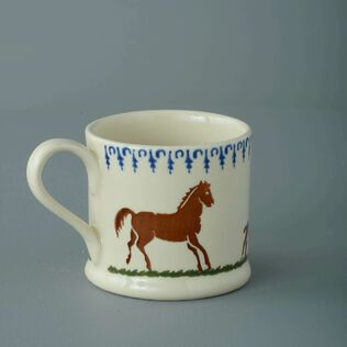 Mug Small Horse and Foal