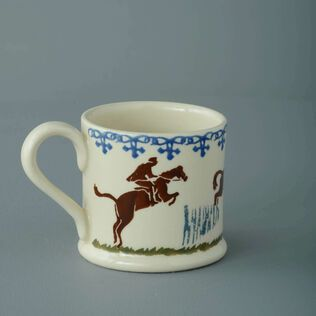 Mug Small Horse Leaping