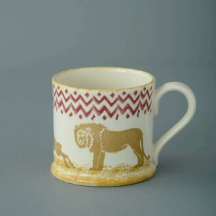Mug Small Lion and Antelope