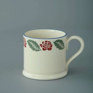 Mug Small Rose Border