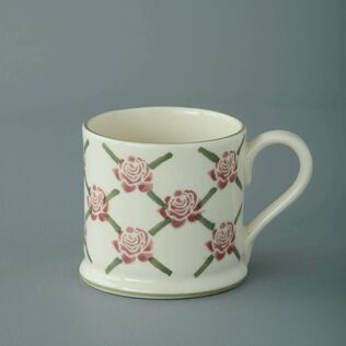Mug Small Rose trellis