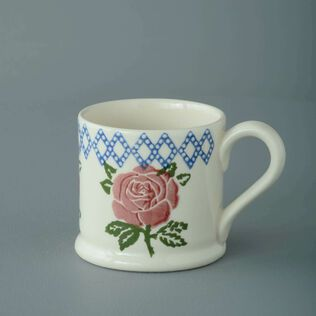 Mug Small Rose Tudor