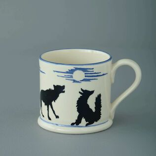 Mug Small Wolves Howling