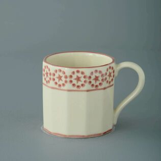 Dufort Mug Small Red Star