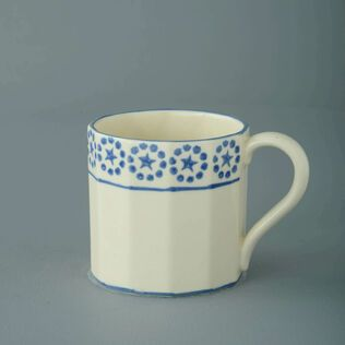 Dufort Mug Small Blue Star