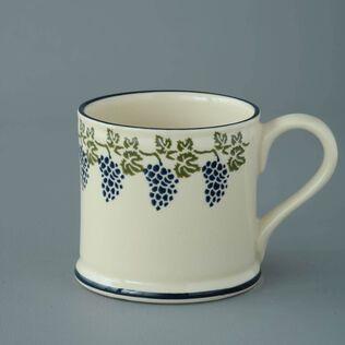 Mug Large Grapes And Vine