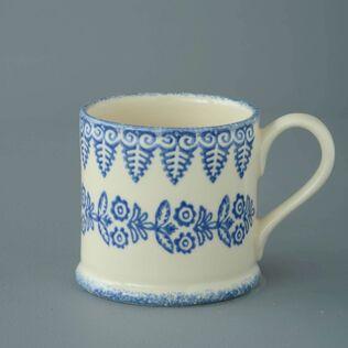 Mug Large Lacey Blue