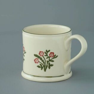 Mug Large Bunch of Flowers