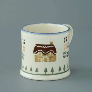 Mug Large Cottage Garden
