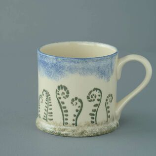 Mug Large Fern Shoots