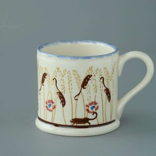Mug Large Fieldmice Corn & Poppy