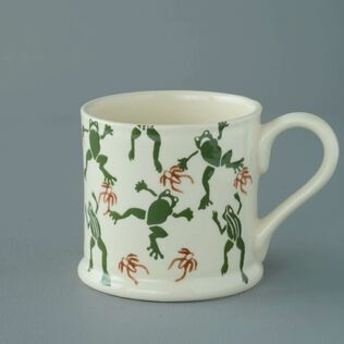 Mug Large Frog Insect & On Newt