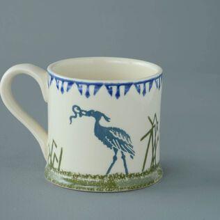 Mug Large Heron and Eel