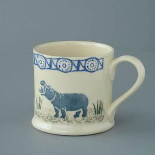 Mug Large Hippopotamus