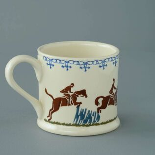 Mug Large Horse Leaping