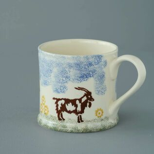 Mug Large Mountain Goat