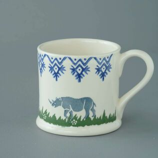 Mug Large Rhinoceros