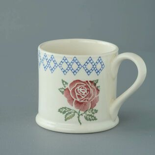 Mug Large Rose Tudor