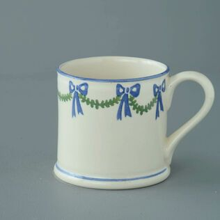 Mug Large Swags and Bows