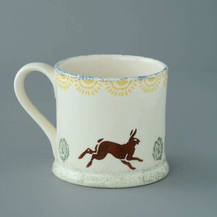 Mug Large Tortoise and Hare