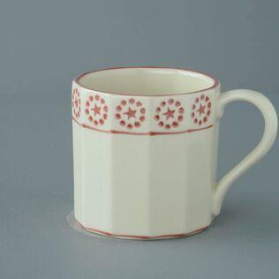 Dufort Mug Large Red Star