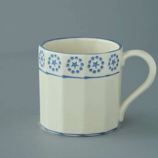 Dufort Mug Large Blue Star