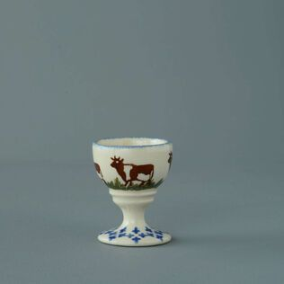 Egg Cup Small Cow