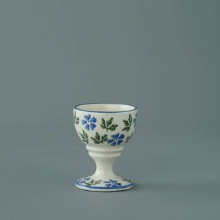 Egg Cup Small Geranium