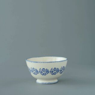 Bowl Small Lacey Blue