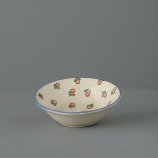 Bowl Baby Scattered Rose