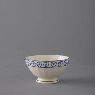 Bowl Small Blue Star