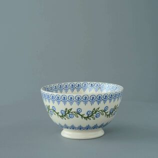 Bowl Soup Size Floral Garland
