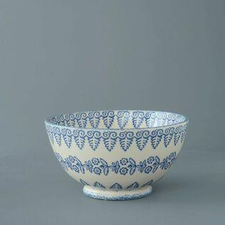 Bowl Serving Lacey Blue