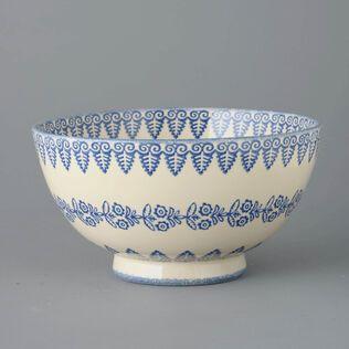 Bowl Salad Lacey Blue