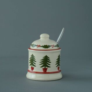 Jam Pot Small Christmas Tree