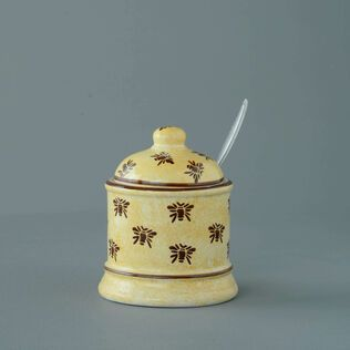 Jam Pot Small Bee