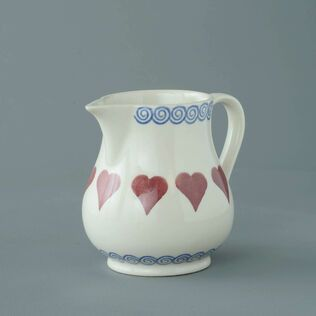 Jug Medium Heart