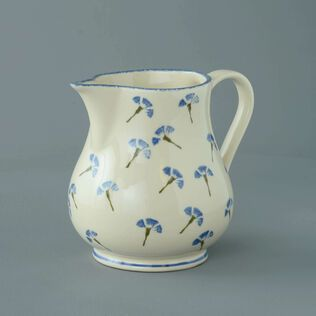Jug Milk Cornflower