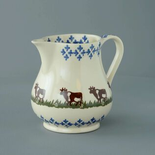 Jug Milk Cow
