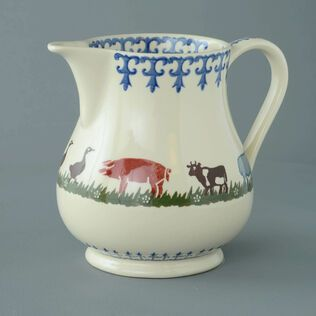 Jug Serving Farm Animal