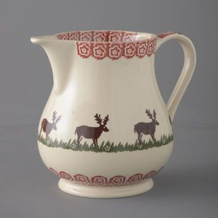 Jug Serving Reindeer