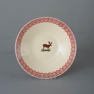 Pasta plate  Reindeer