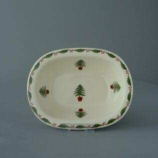 Pie Dish Standard Christmas Tree