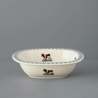 Pie Dish Standard Cow