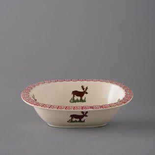 Pie Dish Standard Reindeer